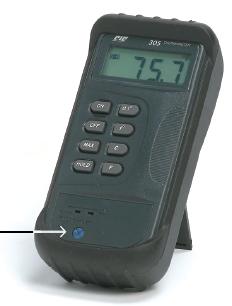 plug wiring diagram tc305k digital handheld thermometer  tc305k digital handheld thermometer